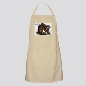 Asian Small-Clawed Otter Apron
